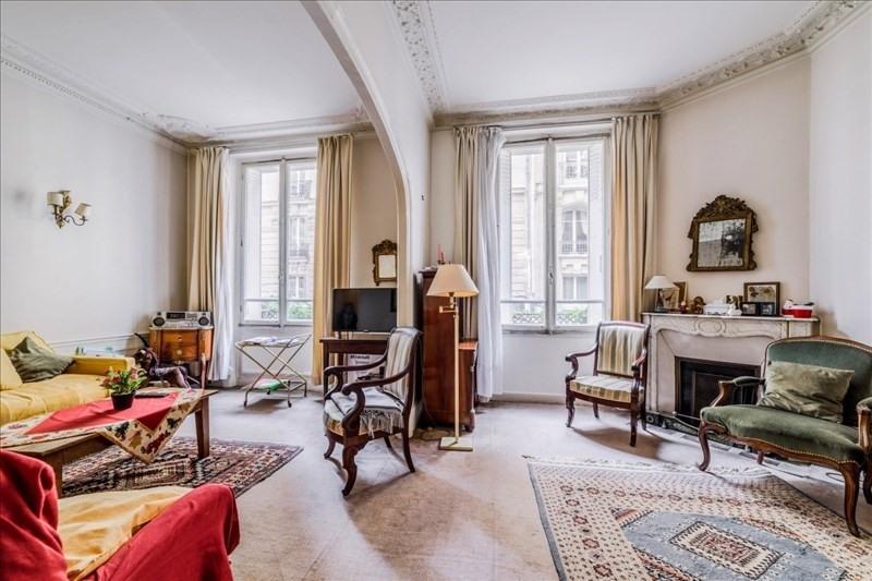 Vente appartement Paris 16ème 865000€ - Photo 1