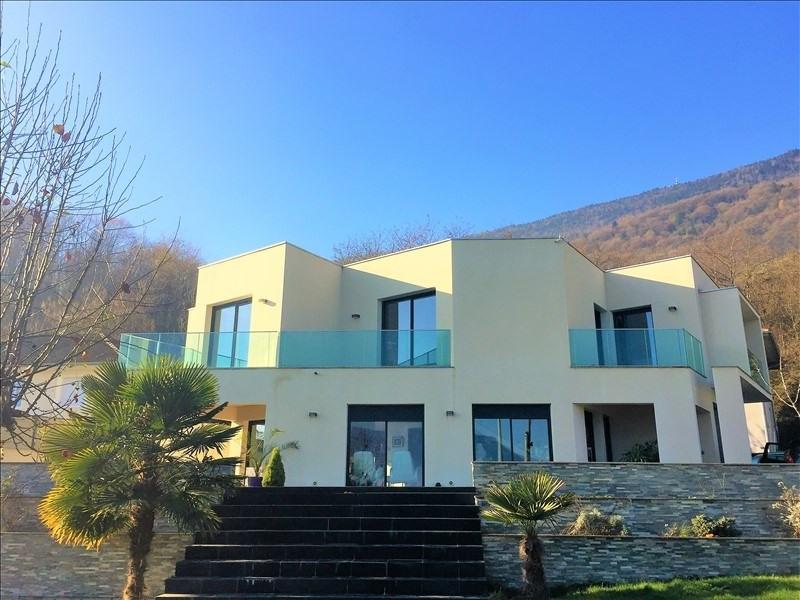 Vente de prestige maison / villa Le bourget du lac 638000€ - Photo 1