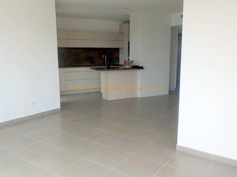 Life annuity apartment Antibes 273 000€ - Picture 2