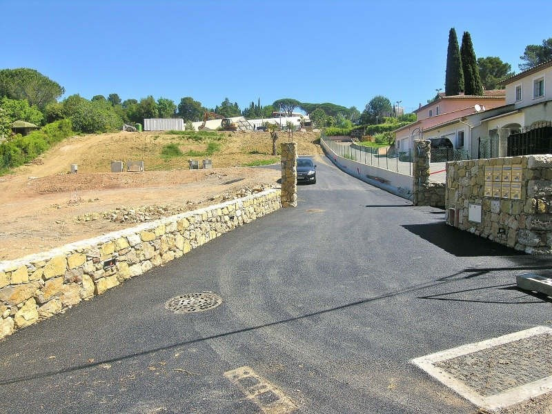 Vente terrain Cannes la bocca 195 000€ - Photo 2