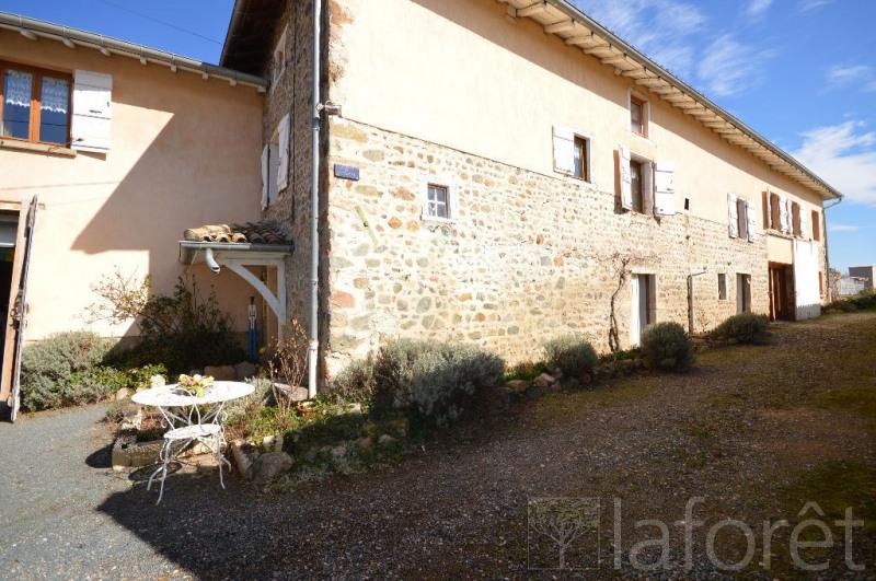 Vente maison / villa Lantignie 368000€ - Photo 6