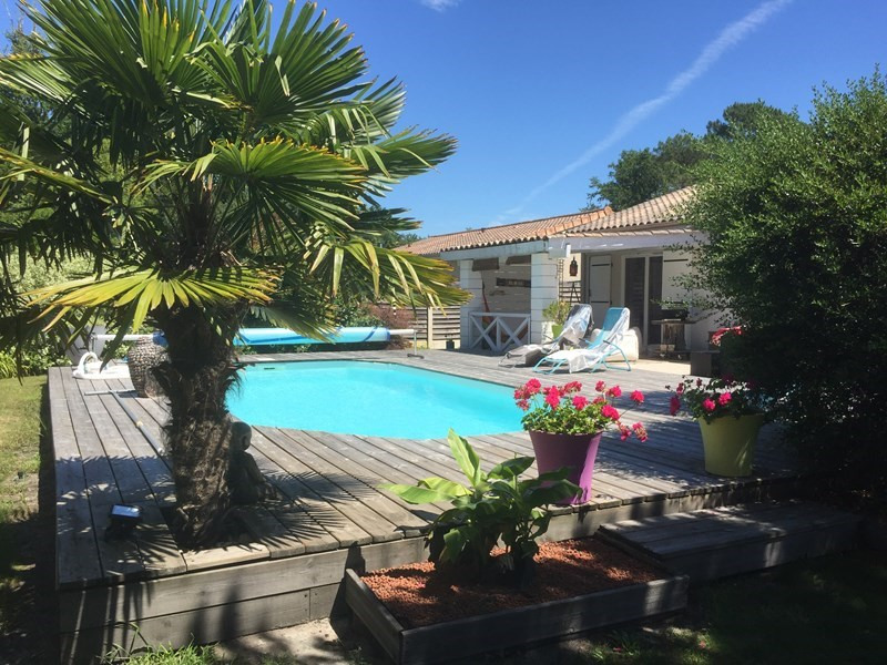 Vacation rental house / villa Lacanau 863€ - Picture 2