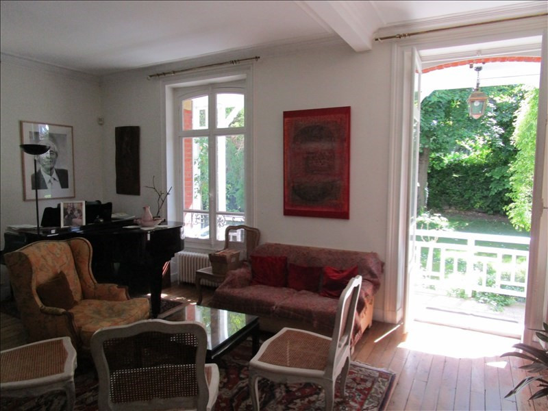 Deluxe sale house / villa Marly le roi 1185000€ - Picture 8