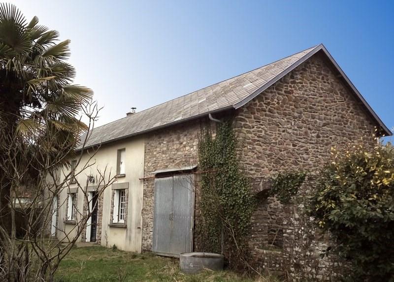 Vente maison / villa Periers 64750€ - Photo 1