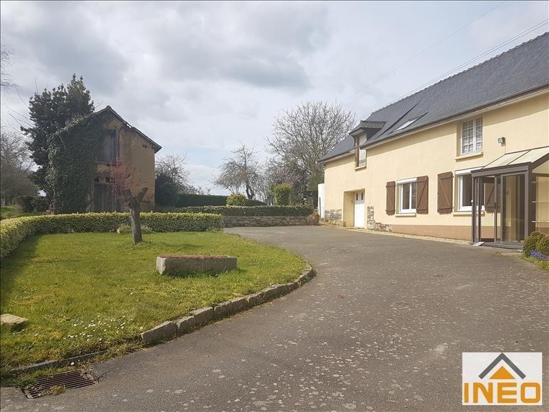 Vente maison / villa La chapelle des fougeretz 416000€ - Photo 2