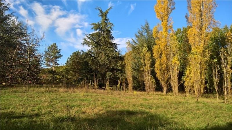 Vente terrain Bessieres 65000€ - Photo 1