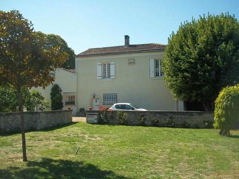 Sale house / villa Cherves-richemont 297000€ - Picture 17