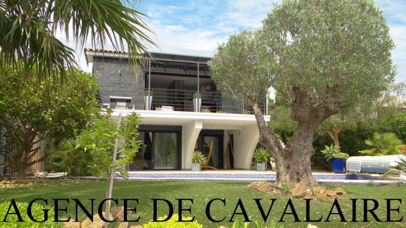 Vente maison / villa Cavalaire sur mer 955000€ - Photo 1