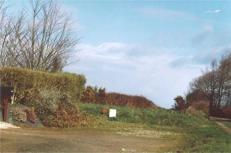 Sale site Pont croix 74900€ - Picture 1