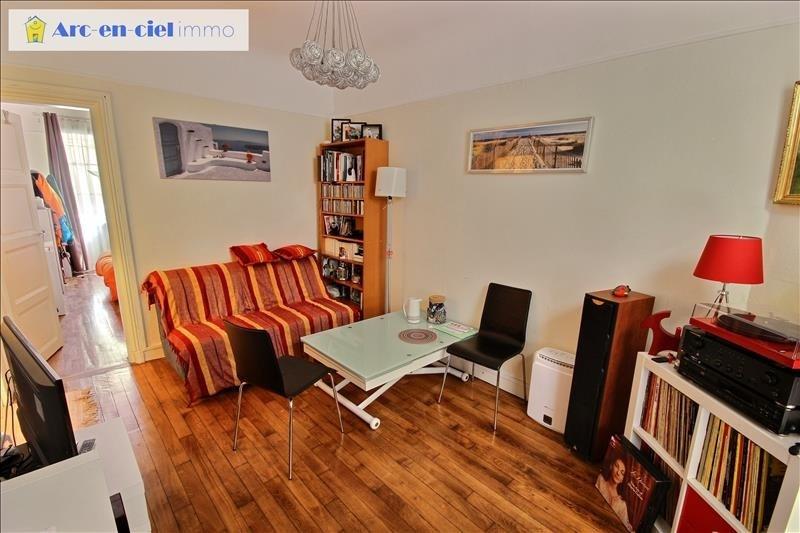 Verkoop  appartement Paris 17ème 309000€ - Foto 3