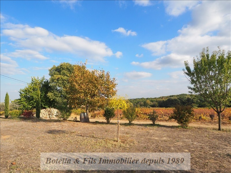 Deluxe sale house / villa Uzes 579 000€ - Picture 2