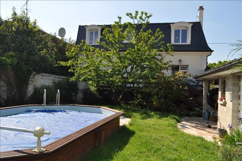 Vente maison / villa Le raincy 410000€ - Photo 2