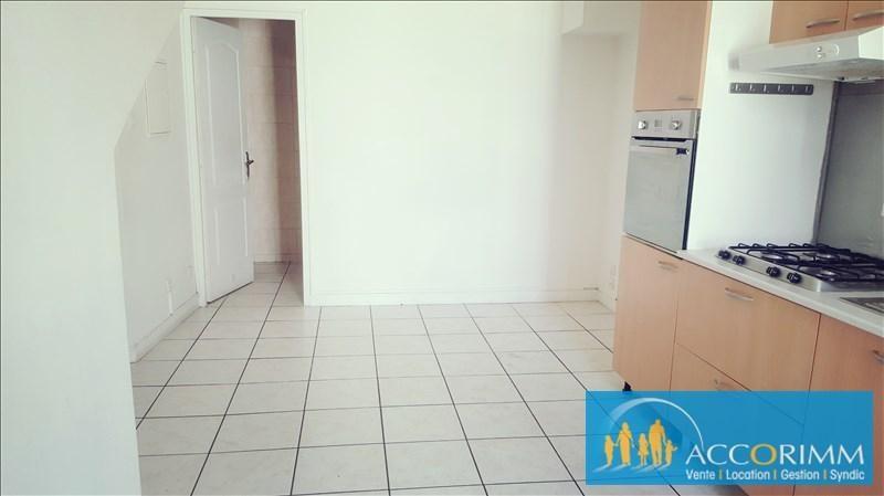Rental apartment Givors 450€ CC - Picture 1