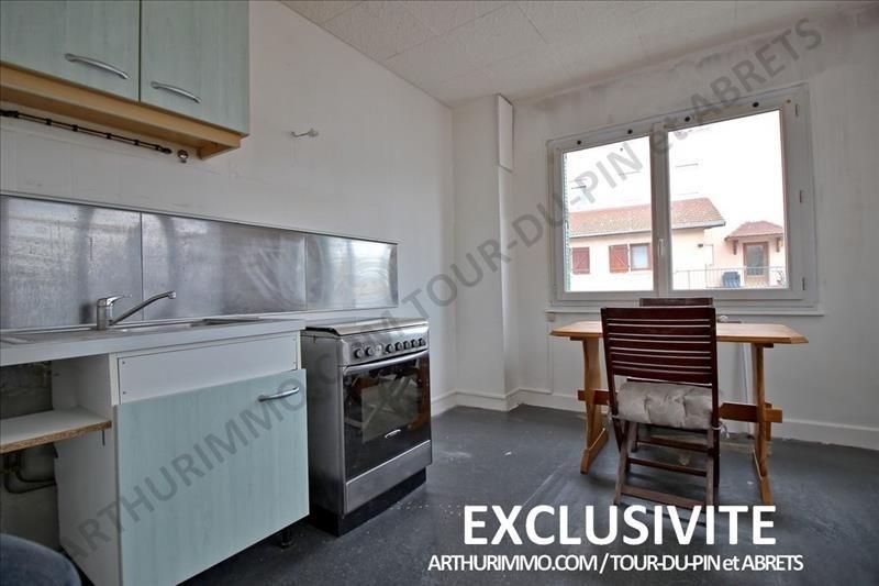 Sale house / villa Aoste 139000€ - Picture 3