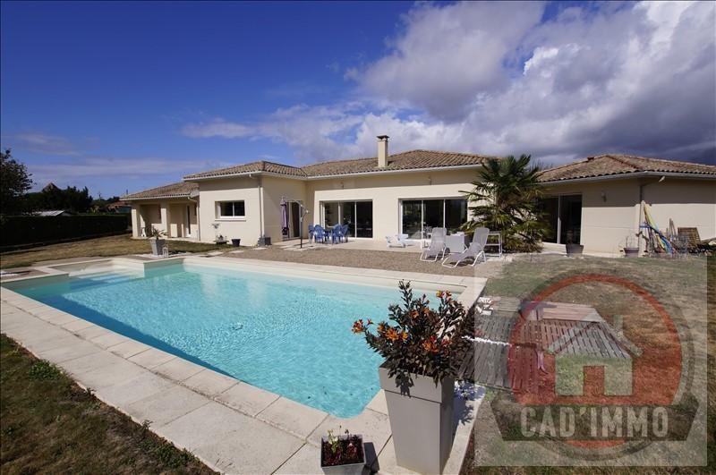Sale house / villa Lamonzie saint martin 399000€ - Picture 2