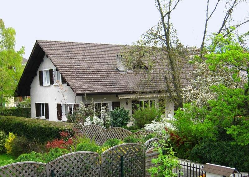 Deluxe sale house / villa Annemasse 690000€ - Picture 2