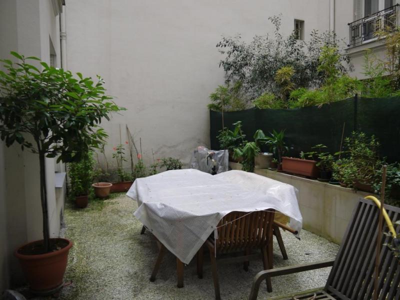 Vente de prestige appartement Paris 17ème 1050000€ - Photo 2