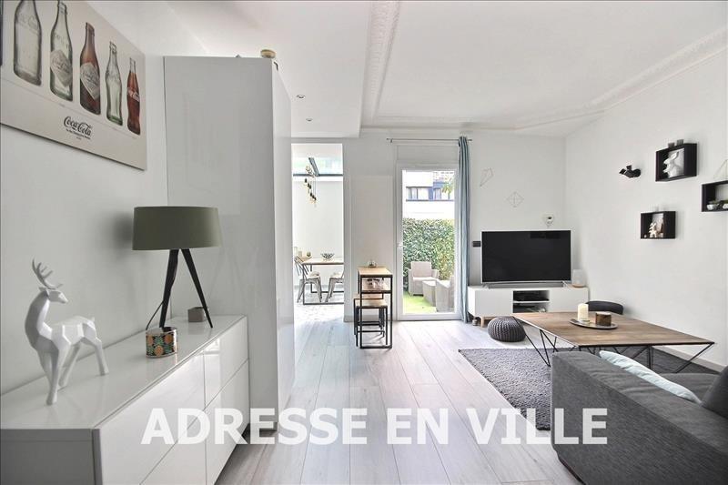 Sale apartment Levallois perret 499000€ - Picture 2