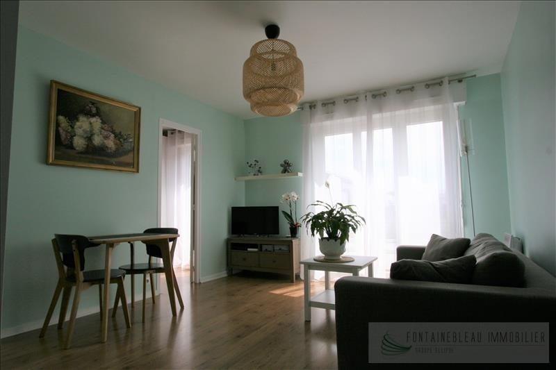 Vente appartement Fontainebleau 168000€ - Photo 2