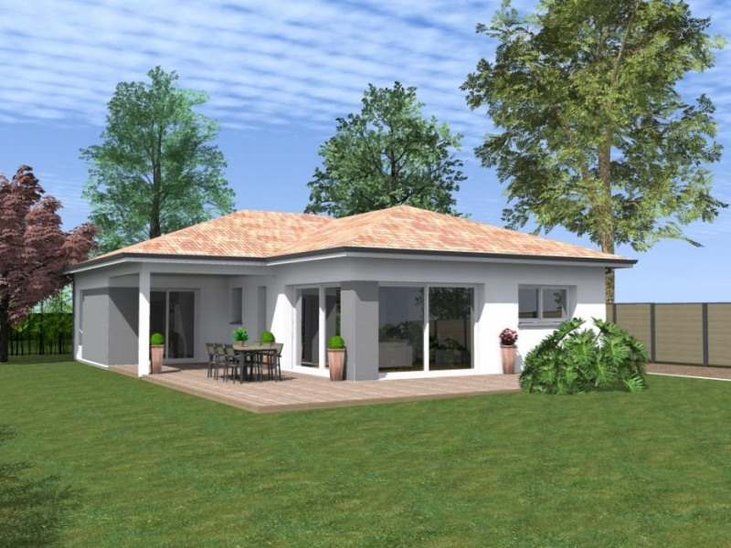 Vente maison / villa Linxe 203 000€ - Photo 1