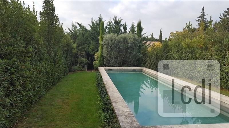 Vente de prestige maison / villa Maussane-les-alpilles 848000€ - Photo 1