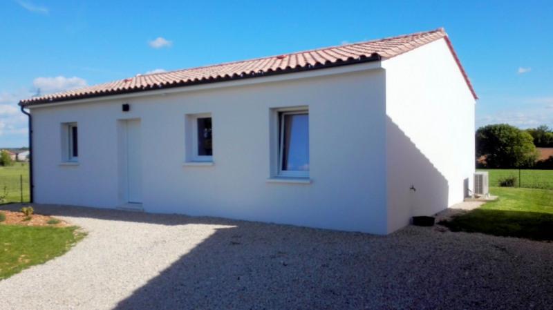 Vente maison / villa Couture-d'argenson 109000€ - Photo 1