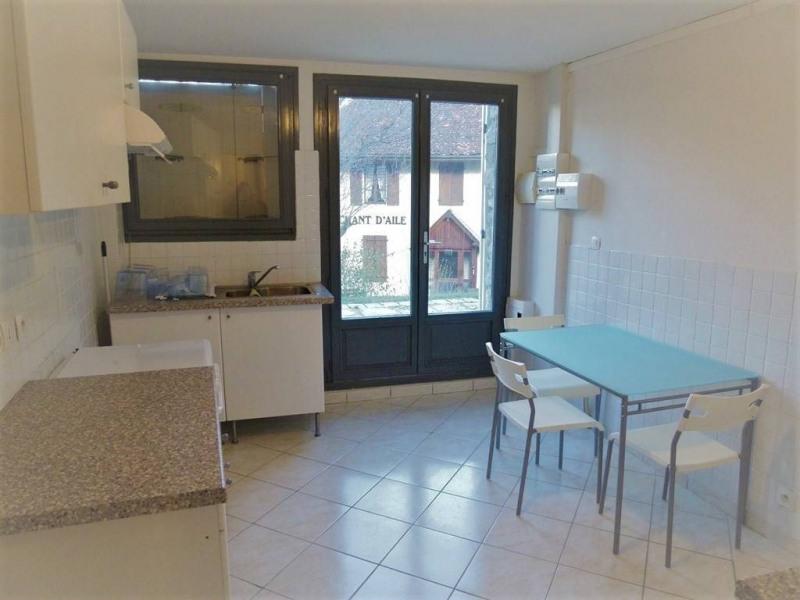 A louer T2 meublé 30m² avec terrasse - St pierre de chartreus