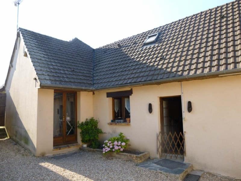 Life annuity house / villa St clair sur epte 174600€ - Picture 5