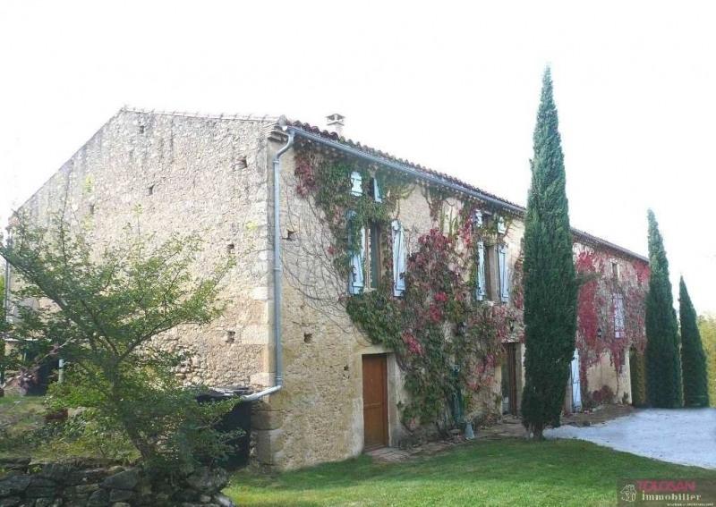 Deluxe sale house / villa Villefranche de lauragais 10 km 472500€ - Picture 1