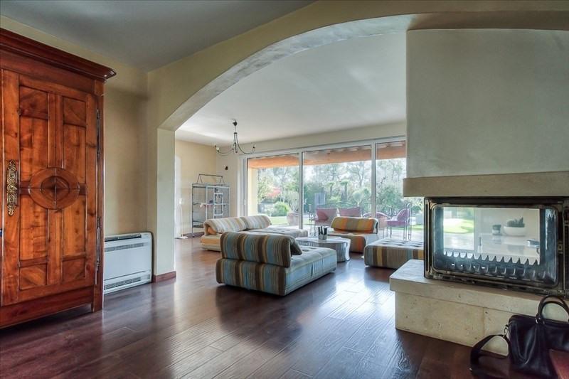 Deluxe sale house / villa Cabries 1399000€ - Picture 3