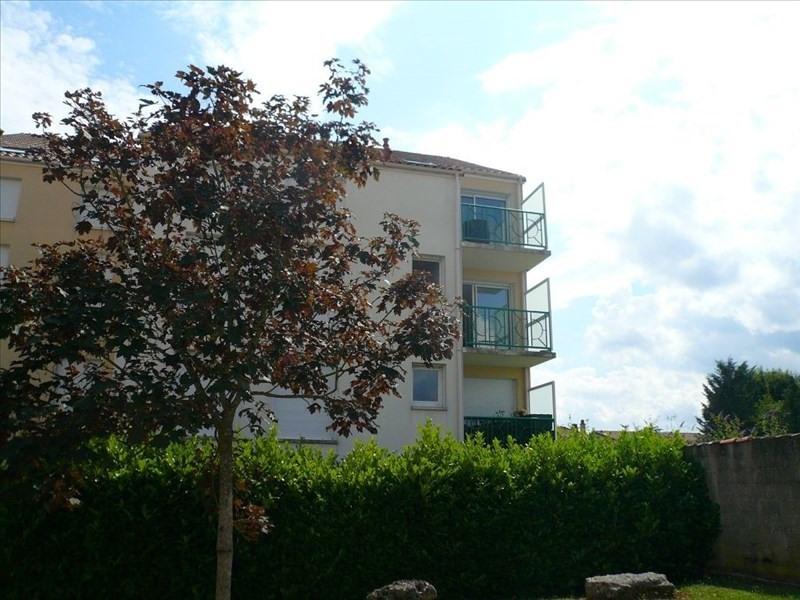 Vente appartement Poitiers 117500€ - Photo 1