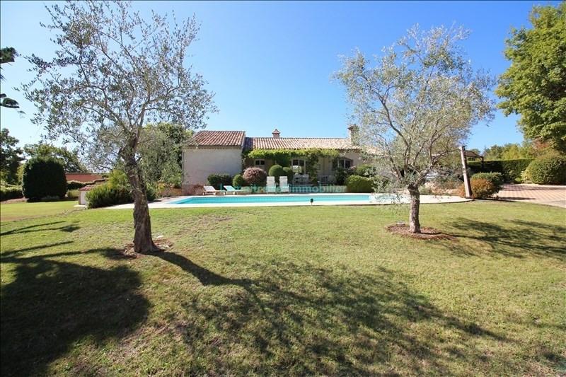 Vente de prestige maison / villa Saint cezaire sur siagne 575000€ - Photo 2