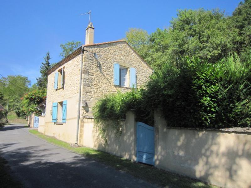 Sale house / villa Siorac en perigord 192000€ - Picture 1