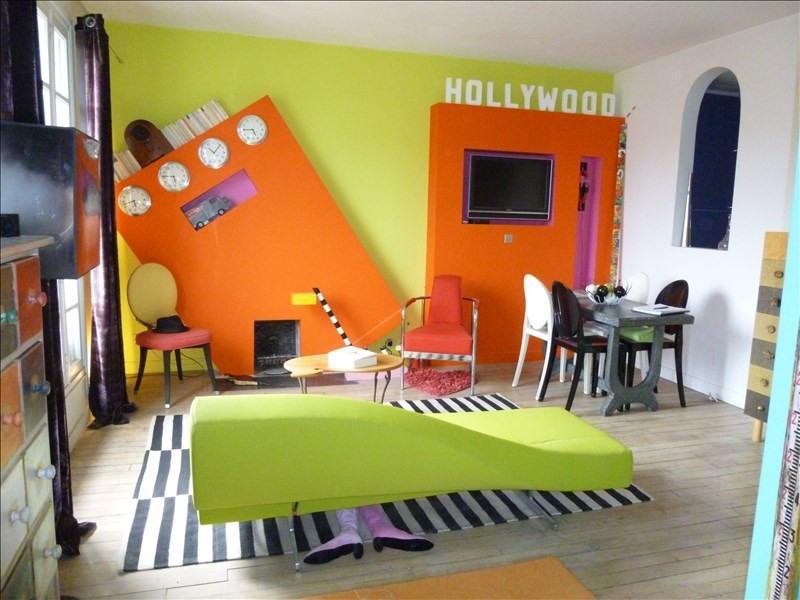 Vente appartement Paris 19ème 384000€ - Photo 4