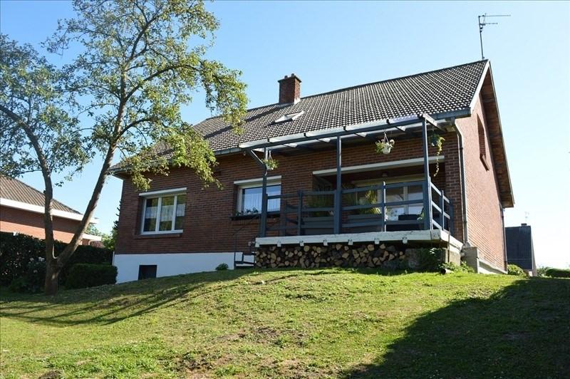 Sale house / villa Bois bernard 275000€ - Picture 1