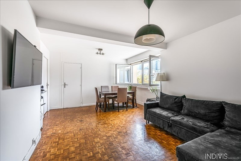 Sale apartment Puteaux 420000€ - Picture 3