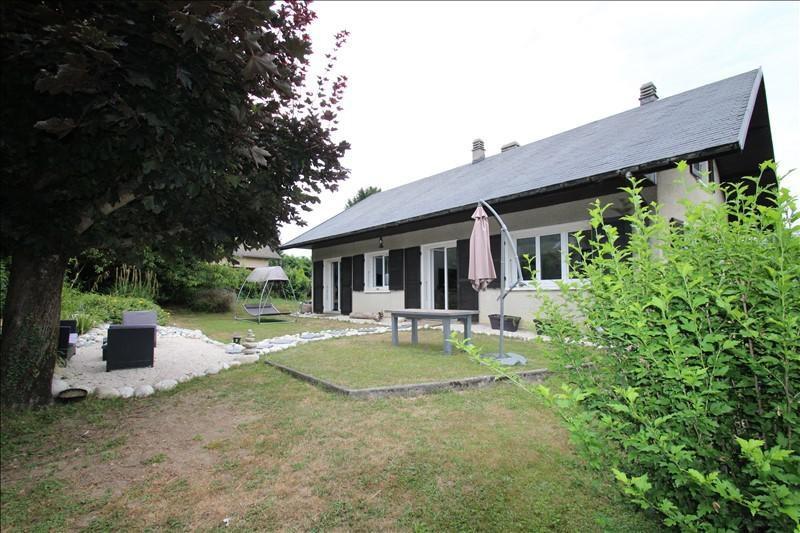 Verkoop  huis La motte servolex 377000€ - Foto 1