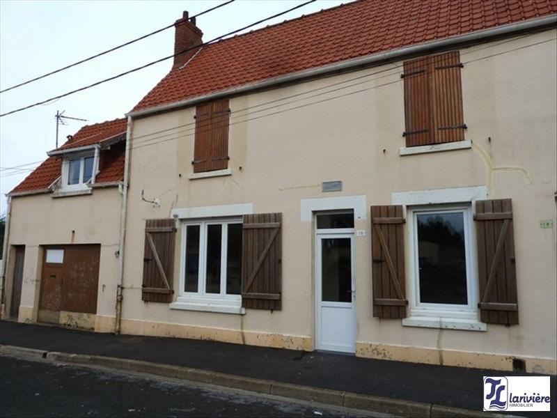 Sale house / villa Ambleteuse 95400€ - Picture 1
