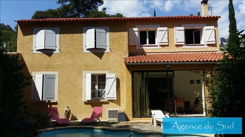 Vente de prestige maison / villa Roquevaire 555000€ - Photo 2