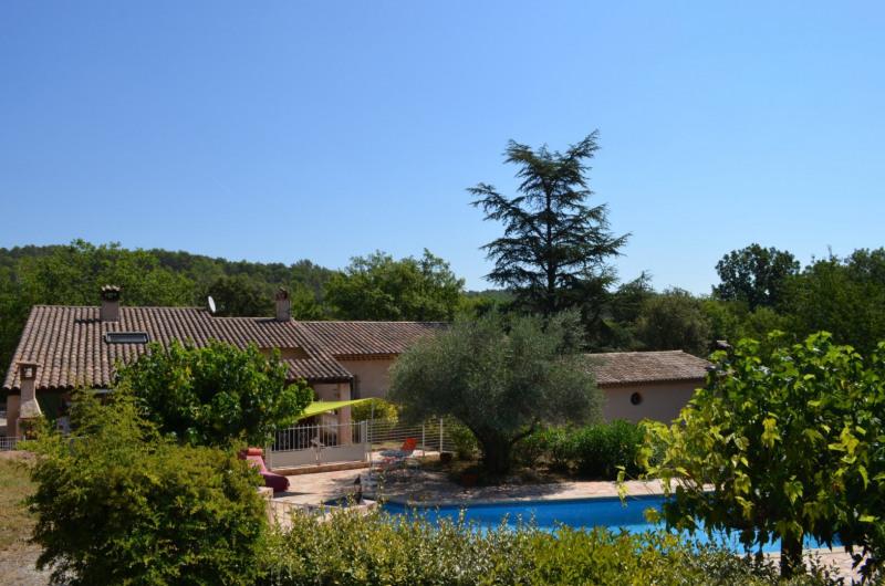 Deluxe sale house / villa Lorgues 687750€ - Picture 16
