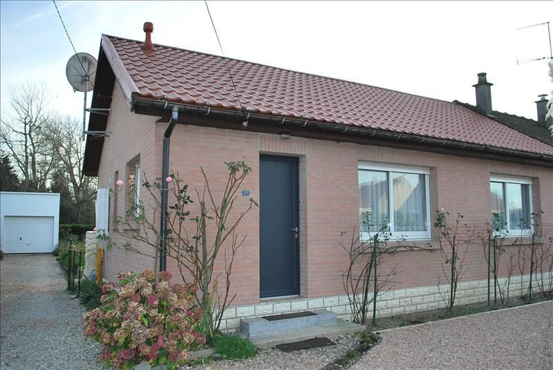 Sale house / villa Quend 155 000€ - Picture 1