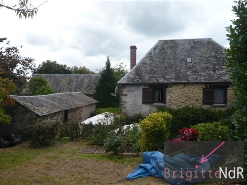 Vente maison / villa Surdoux 113000€ - Photo 2