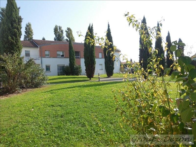 Vente appartement Aucamville 92000€ - Photo 1