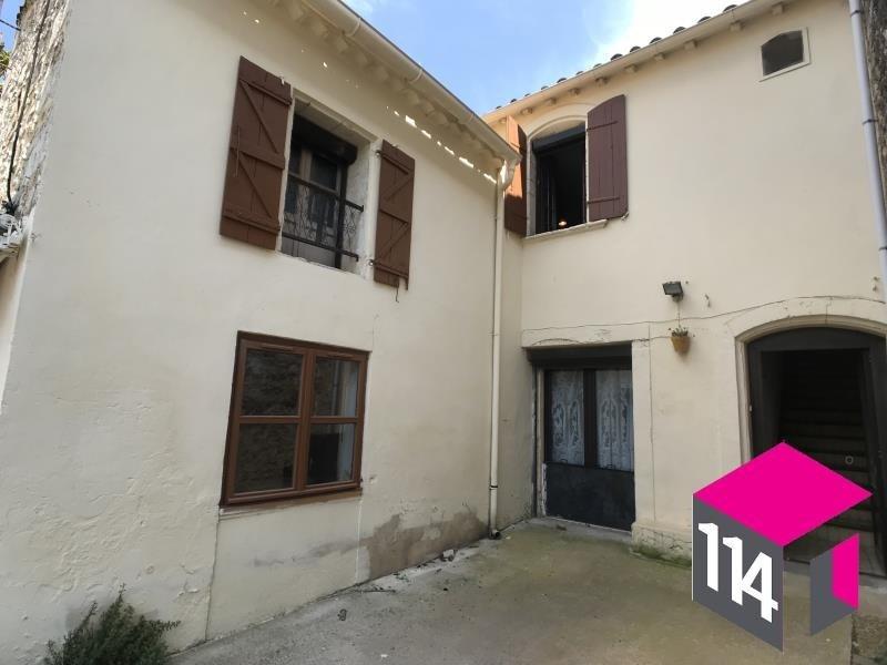 Vente maison / villa Valergues 195000€ - Photo 1