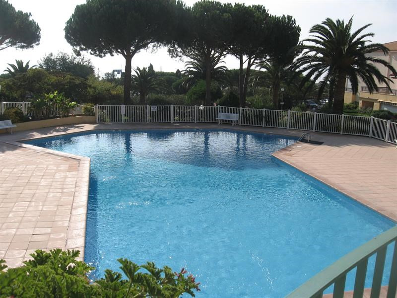 Vacation rental apartment Les issambres 540€ - Picture 2