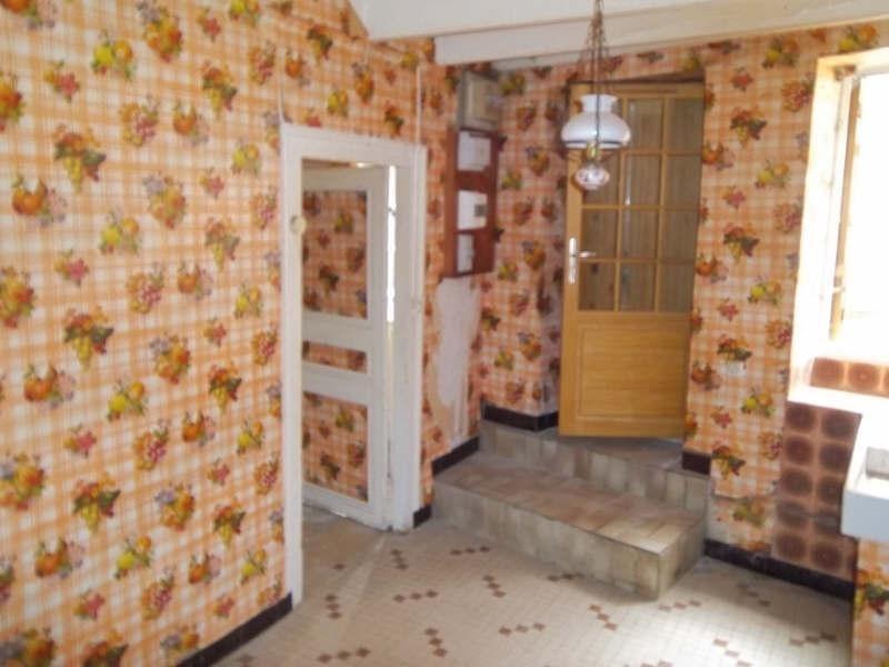 Vente maison / villa Lussac les chateaux 39500€ - Photo 5