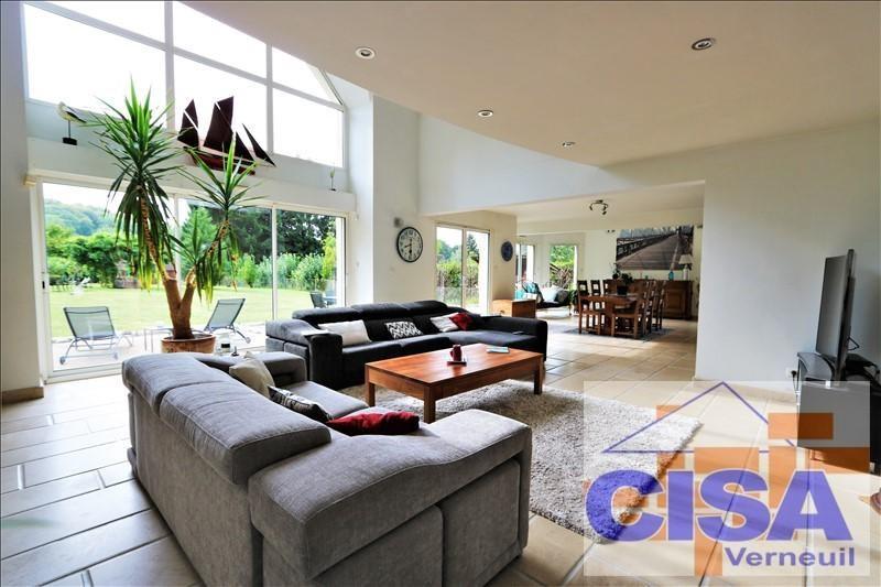 Vente maison / villa Cinqueux 499000€ - Photo 3