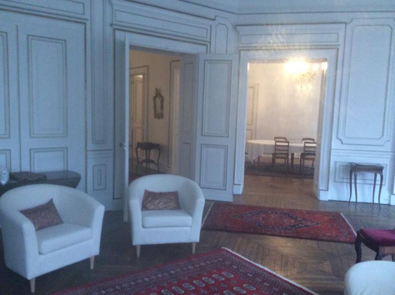 Rental apartment Paris 8ème 6000€ CC - Picture 3