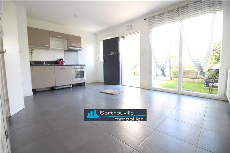 Revenda apartamento Sartrouville 250000€ - Fotografia 1