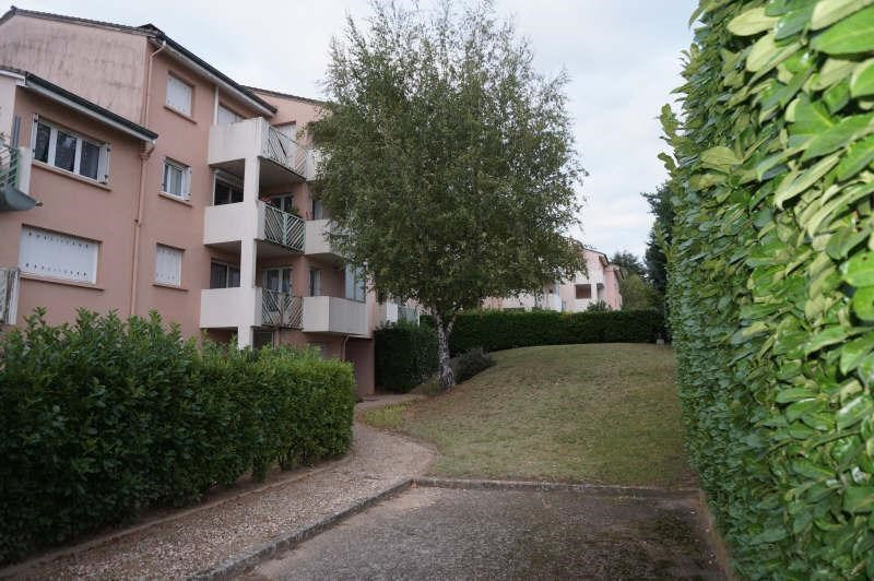 Vente appartement St clair du rhone 139 000€ - Photo 1